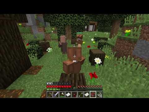 Minecraft:Прохождение карты | №13 | ГЕНЕТИЧЕСКИЙ КОД