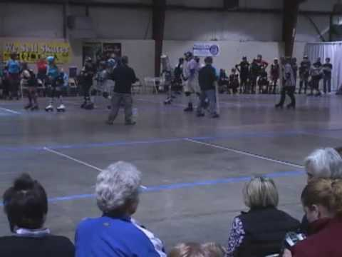 Little City Rollergirls vs. Star City Episode 3