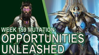 Starcraft II: Opportunities Unleashed [Stetmann on the Mutation!]