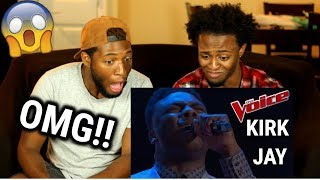 Kirk Jay Wows With Rascal Flatts 39 34 Bless The Broken Road 34 The Voice 2018 Blind Auditions