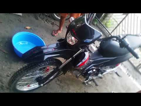 Honda XRM 125 - F1 Blessing by: TATZ
