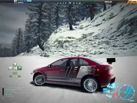 Nfs World (This wonderful snow)