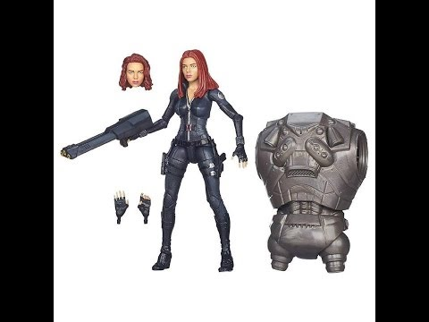 Marvel Legends Winter Soldier Wave 2 New Pics
