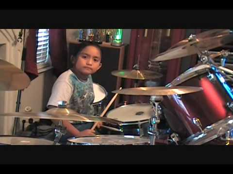 Justin Bieber - Never Say Never (Ft Jaden Smith) Drum Cover by Ian(9 ...
