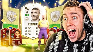 I PACKED R9 RONALDO! (FIFA 20 PACK OPENING)