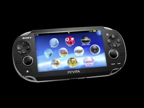 PlayStation Vita – E3 2011 Hardware Broll