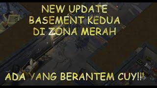 Basement Di zona Merah (Limestone spires) Part 2!