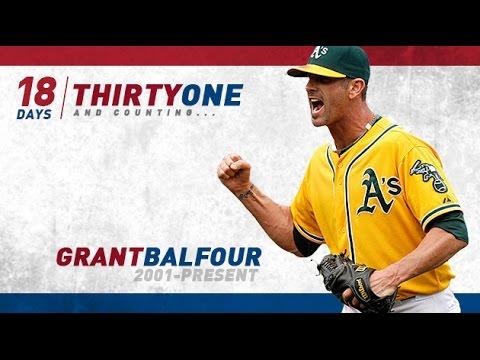 Grant Balfour MLB Highlights