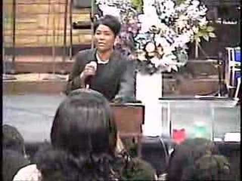 Juanita Bynum Says: you Don't Know Me video