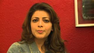 Kajal Agarwal interview for press