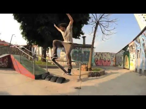 Agacê Skateboards - Daniel Marques x KBOCO