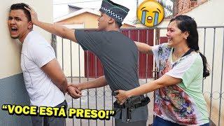 TROLLEI MINHA MÃE ( FUI PRESO! )