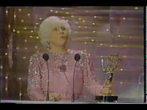 BARBARA STANWYCK 1983 EMMY AWARD for The THORN BIRDS Video