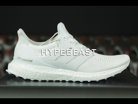 First Impressions of the Adidas Ultra Boost Collective J&D