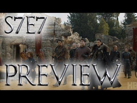 Season 7 Episode 7 Preview Breakdown | Game of Thrones Season 7 Episode 7