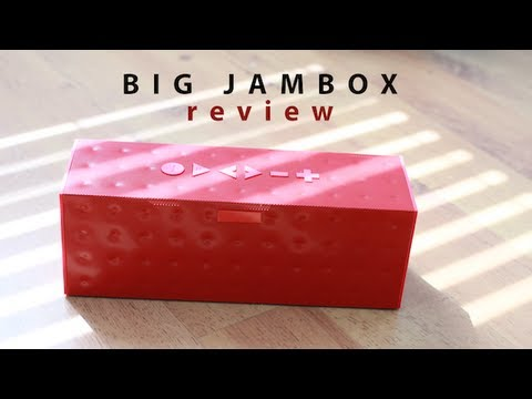 Can a BIG JAMBOX replace my stereo system?