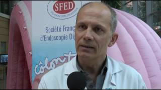 Cancer colorectal - Mars bleu GHPSJ - avril 2016
