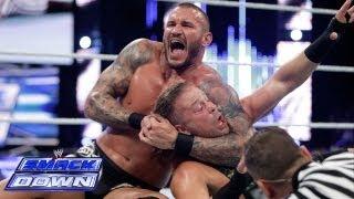 Rob Van Dam vs. Randy Orton: WWE SmackDown, Sept. 6, 2013