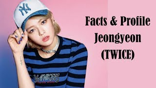 [K-POP] All facts & profile about Jeongyeon (TWICE)