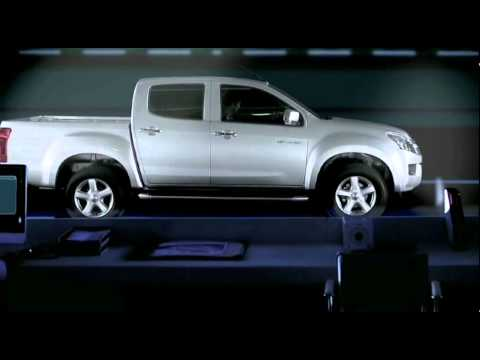 Isuzu D-Max All New: designed for the whole world