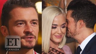 Orlando Bloom Talks Katy Perry Marriage