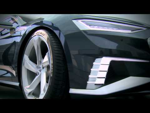 Audi A9 Avant - Der Prologue In Genf video