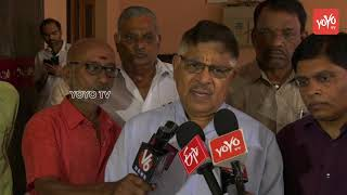 Allu Aravind Condolences to Senior Journalist Nanda Gopal | Tollywood