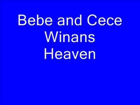 Bebe And Cece Winans Heaven video