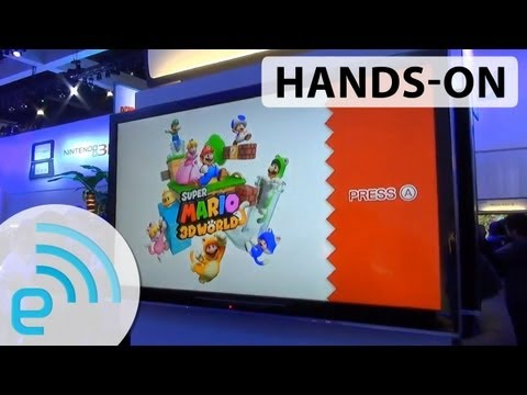 Hands-on with Nintendo's E3 2013 Wii U Game Lineup | Engadget at E3