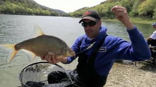 Italian Fishing TV - Shimano - Feeder sui grandi Laghi