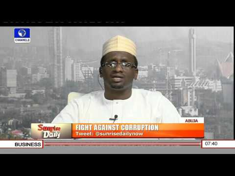 President Buhari Is Not Being Selective In Corruption Fight -- Sanusi Musa (PT1) 200116