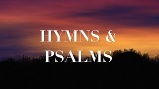Greatest & Timeless Hymns of all Time - 3 Hour Piano Music | Peaceful & Relaxing | Meditation Music