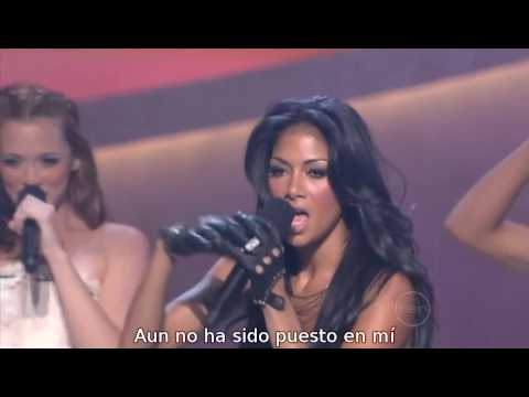 Pussycat Dolls - Buttons Live Sub En Español video