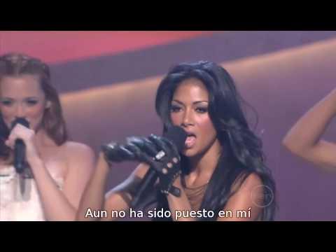 Pussycat Dolls - Buttons Live Sub En Español video