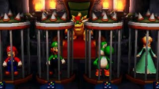 Mario Party: The Top 100 - All Bowser & Donkey Kong Minigames