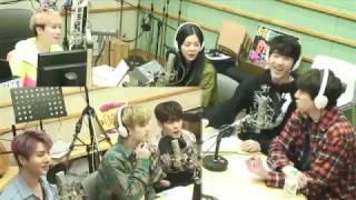 [ENG SUB] 170414 DAY6 KISS THE RADIO RAON CONCERT