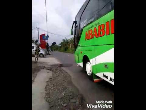 Telolet bus ababil