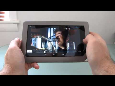 CyanogenMod 10 (Android 4.1) on the NOOK Tablet