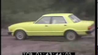 Ford Cortina TV Commercial