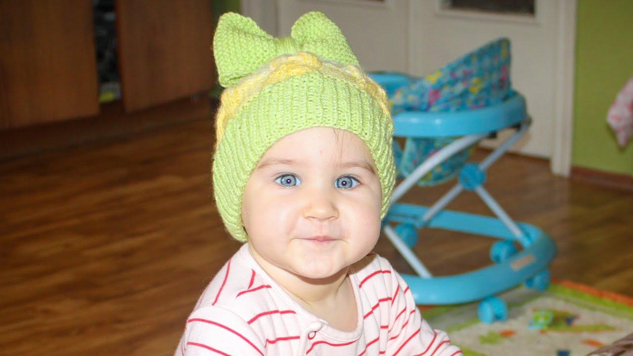 Шапки вязания детских шапочек 468