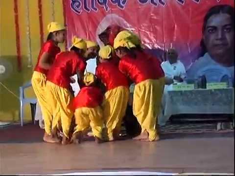 Prajapita Brahmakumari Vishwavidyalaya Cultural Program Dance and Music