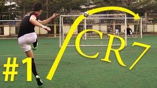 Cristiano Ronaldo Freekicks vol. 1