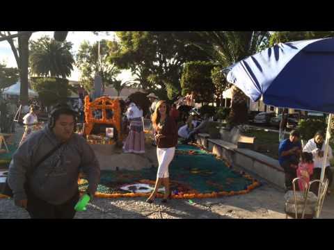 Detrás de cámaras primer día de rodaje promocional Cadereyta 2014 Oxes multimedia