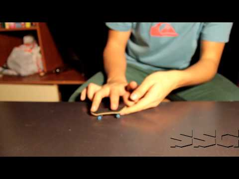 Видео как сделать фингерборд