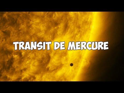 Le transit de Mercure