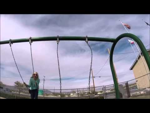 Gopro swing set backflip