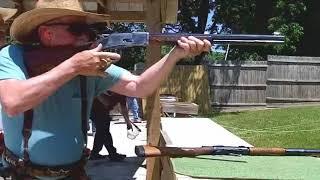 bcv061018-Cowboy Action Shooting
