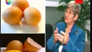 """Prof. Dr. Canan Karatay'ın """"Hamilelikte Yumurta Yemenin Faydası"""" üzerine tavsiyeleri"""
