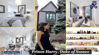Inside the £1 million home Meghan Markle left behind in Toronto… and it's fit for a Princess