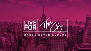 Countdown to the New Range Rover Evoque